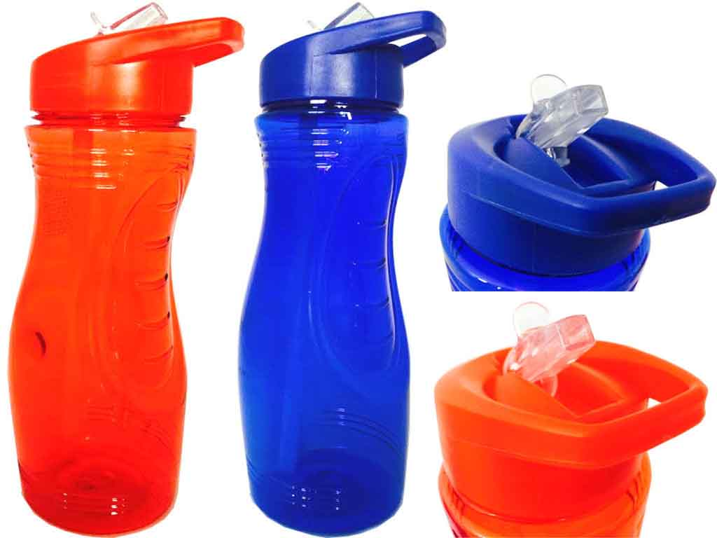 Reusable Water Bottle With