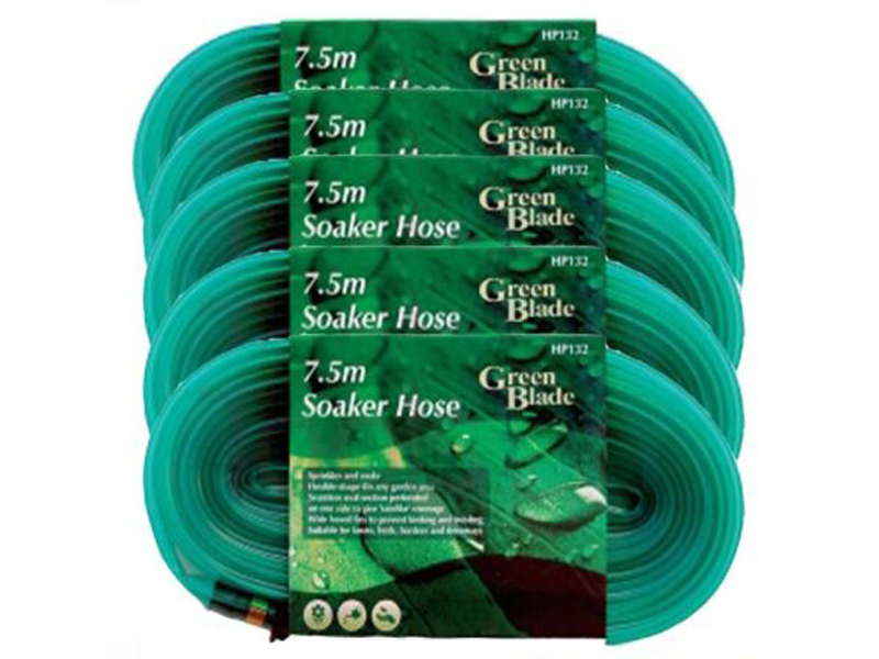 how to use a soaker hose for lawn