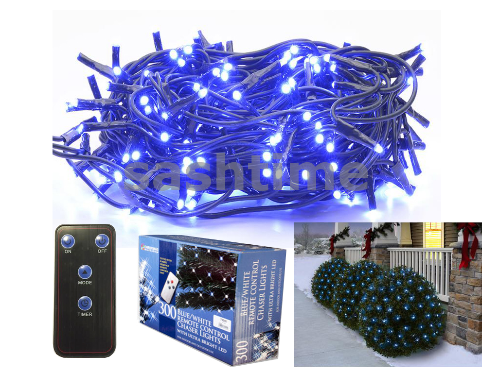 Christmas icicle snowing led outdoor xmas party remote - Remote control exterior light switch ...
