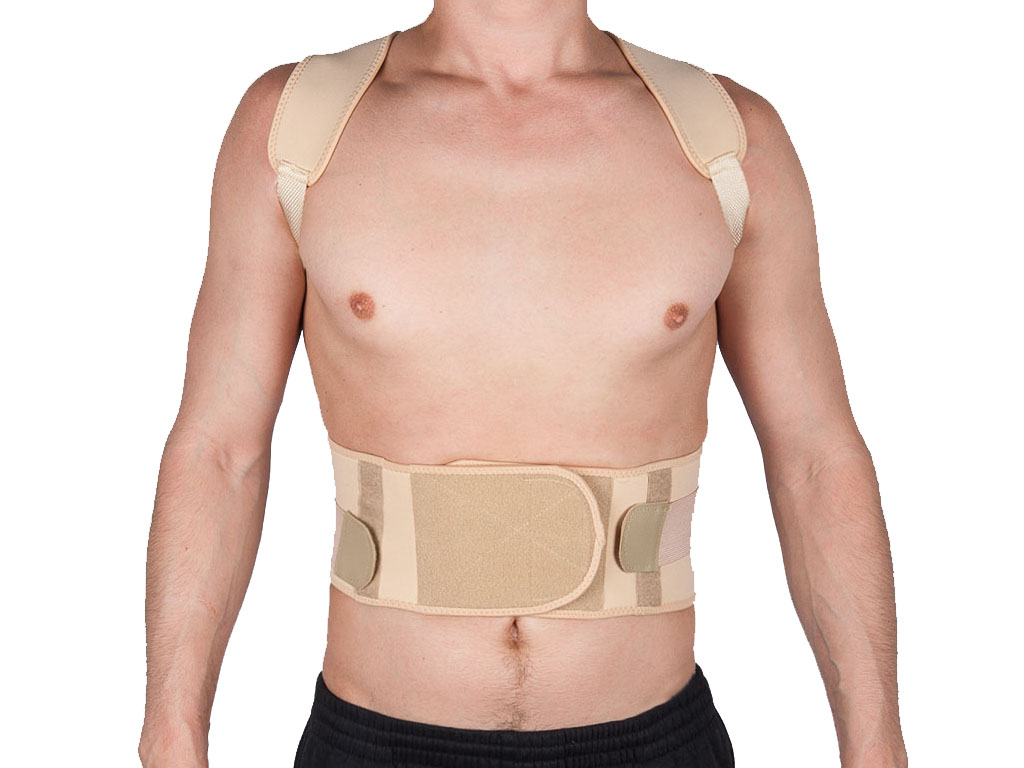 how to fix a bad back posture