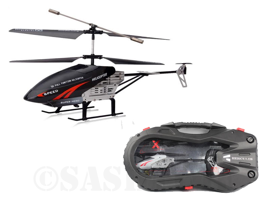 HERCULES INFRARED 3.5 CHANNEL GYRO RC MINI HELICOPTER ...