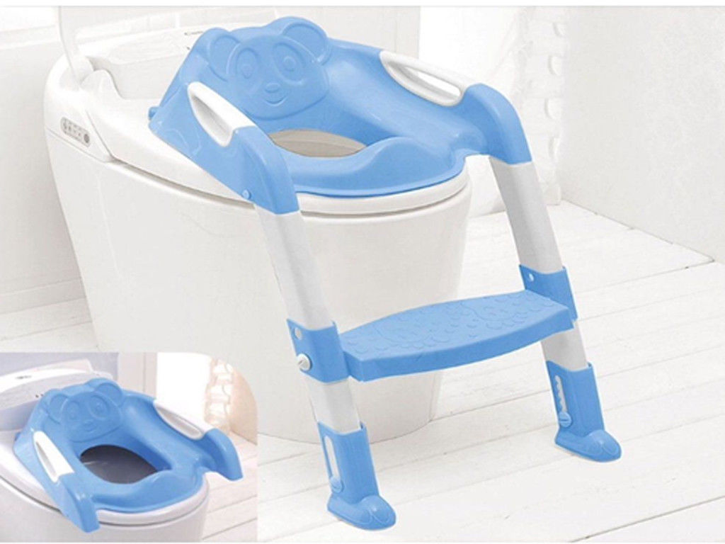 Teddie Kids Baby Child Toddler Potty Loo Training Toilet