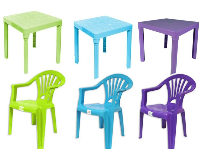 Kids Plastic Table And Chairs Designs