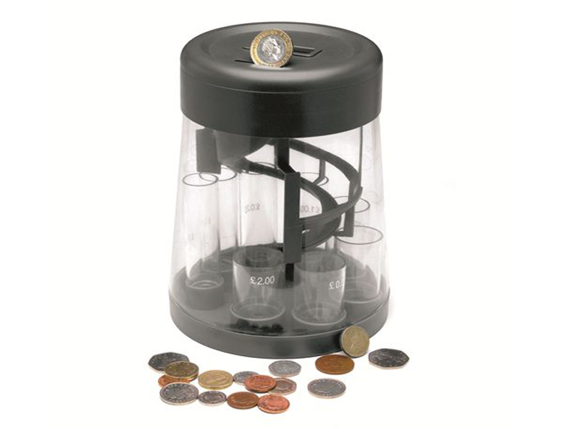 coin sorter machine