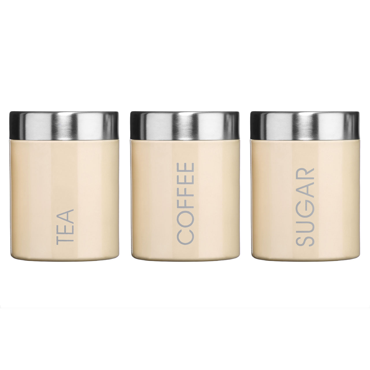 Set-of-3-Tea-Coffee-Sugar-Canisters-Kitchen-Storage-Containers-Jars-Pots