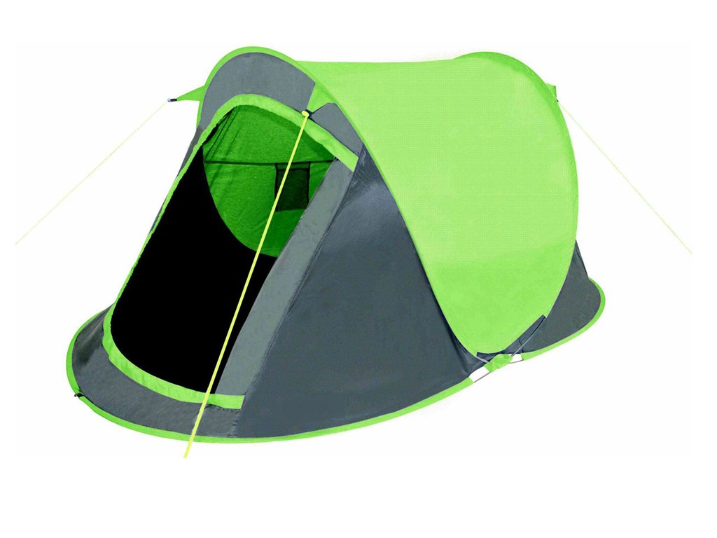 2 Person Pop Up Tent Festival Camping Hiking Beach Quick Fast Instant Pitch A1