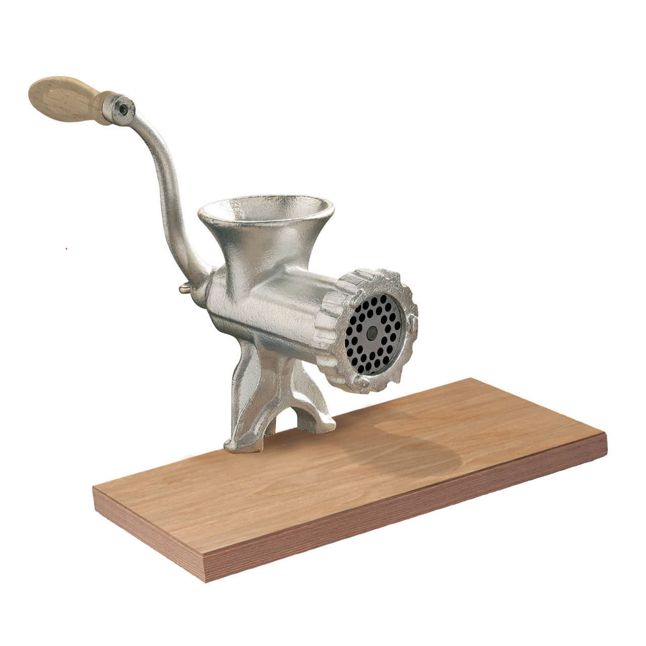 Hand Meat Grinders For Home Use ~ Heavy duty hand operated meat grinder metal kitchen