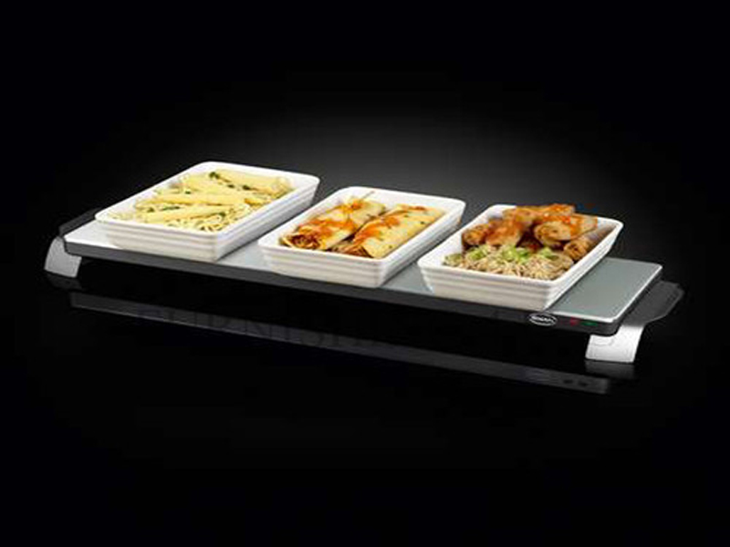 Food Tray Warmer ~ Swan xl cordless warming tray food warmer buffet sw ss ebay