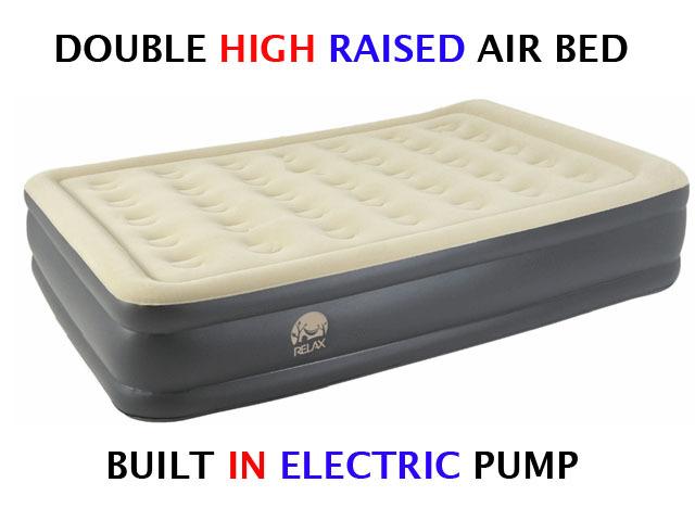 Double Air Bed Argos