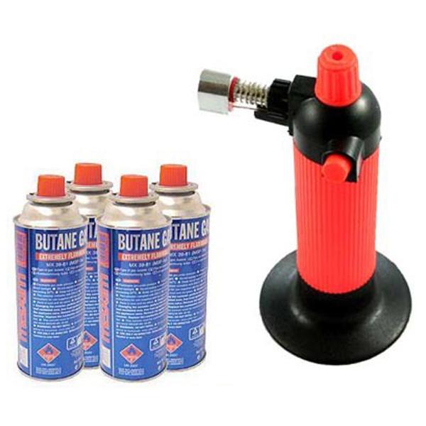 photos of kitchen blowtorch gas refill - Kitchen Blowtorch