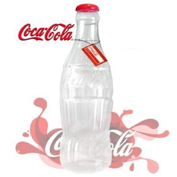 new coca cola giant saving coin large bottle bank money