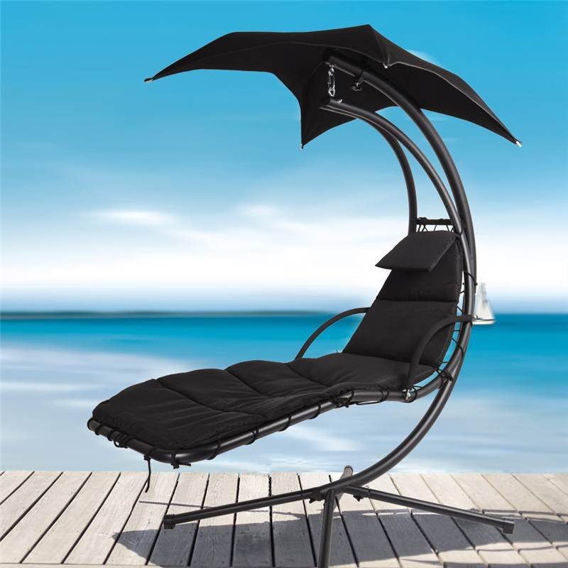 Outdoor Lounger Swing Set 113