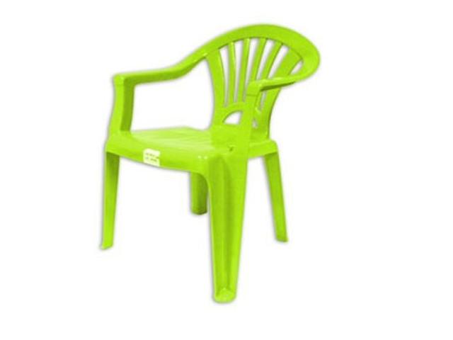 Kids children 39 s plastic stackable chair garden chair child for Childrens garden chairs