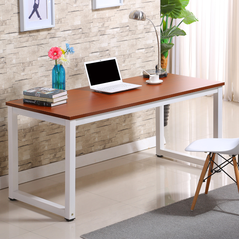 Office Console Table: LIVIVO HOME OFFICE COMPUTER CONSOLE DESK TABLE WORKSTATION