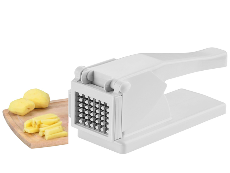 Potato peeler and chipper