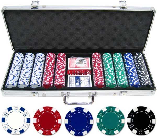 set dice board game