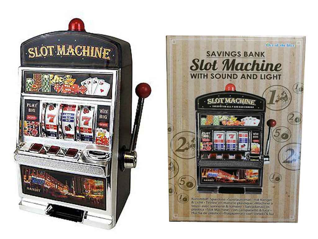 Slot machine sample sound
