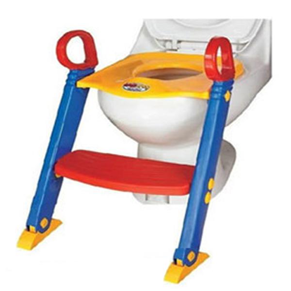 new kids baby child toddler potty training ladder step toilet seat chair kids ebay. Black Bedroom Furniture Sets. Home Design Ideas