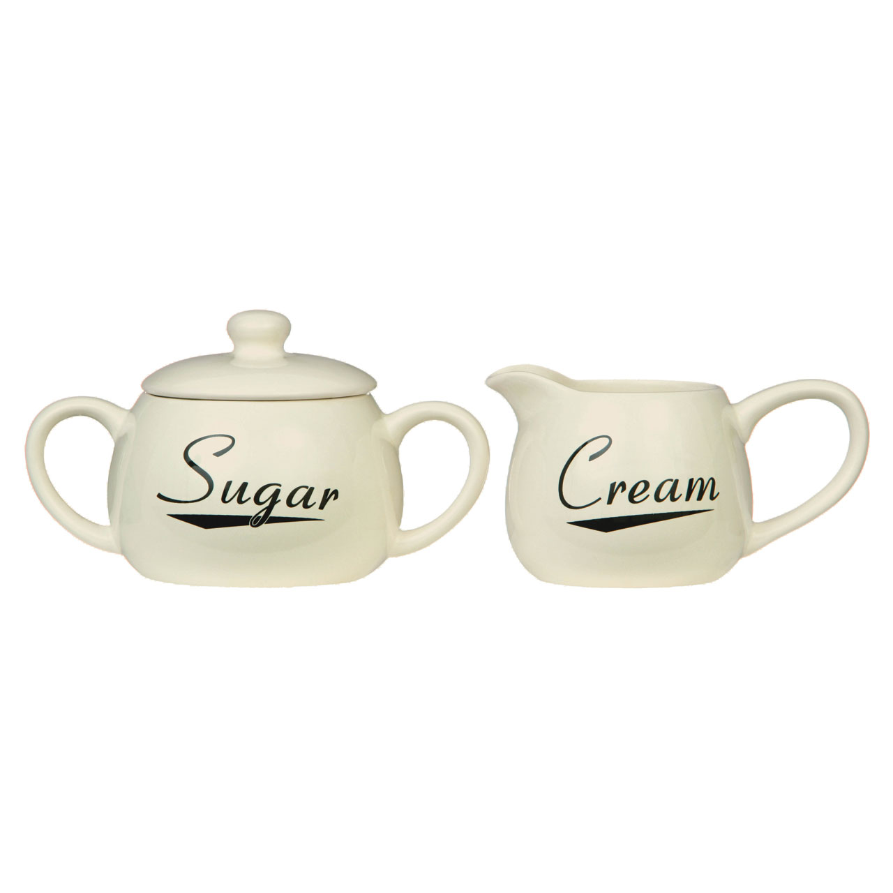 cream coronet kitchen ceramic storage canisters jars set. Black Bedroom Furniture Sets. Home Design Ideas