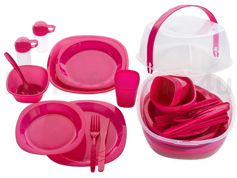 Picnic Sets For 6 51-piece-picnic-set-6-person