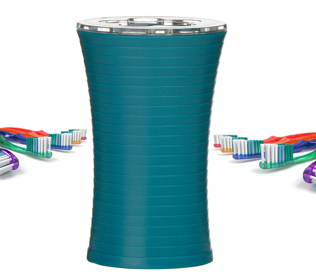 5pc plastic bathroom set turquoise lotion soap toothbrush for Turquoise bathroom set