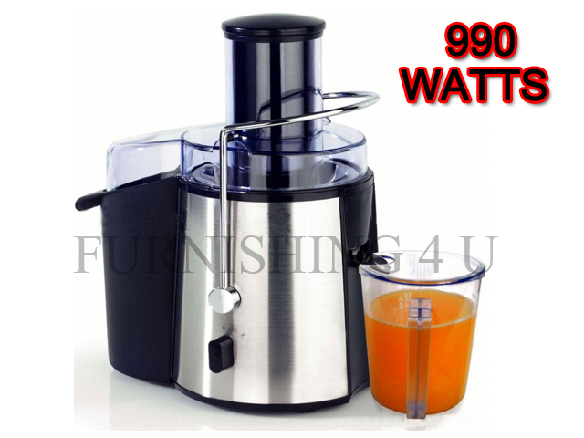General Electric Juicer ~ New electric whole fruit juicer juice maker extractor