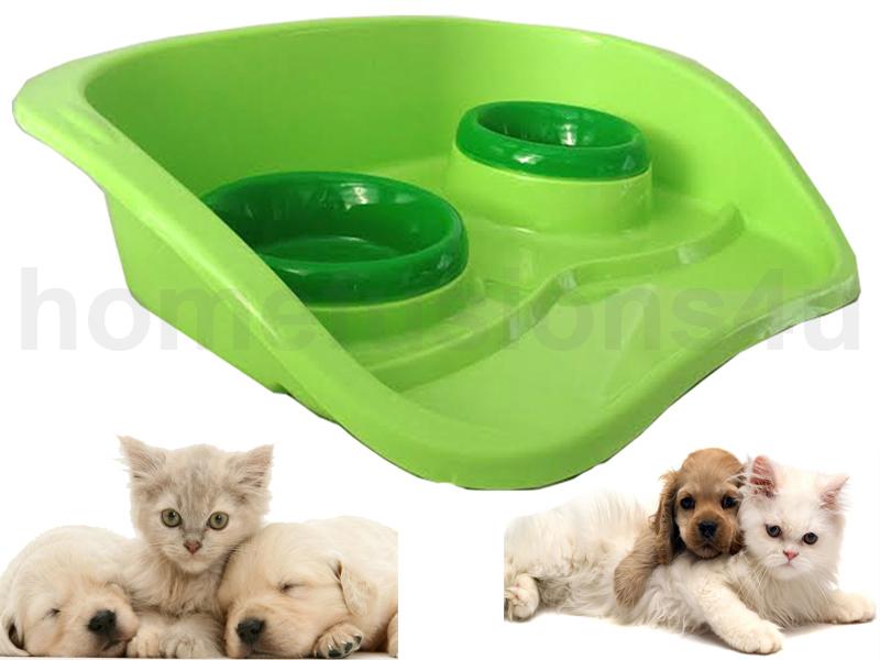 No Mess Dog Food Bowls