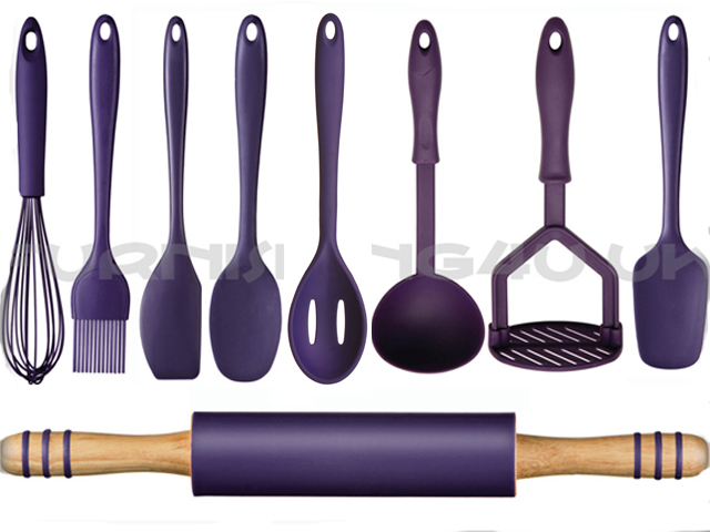 Orange Kitchen Utensils Uk