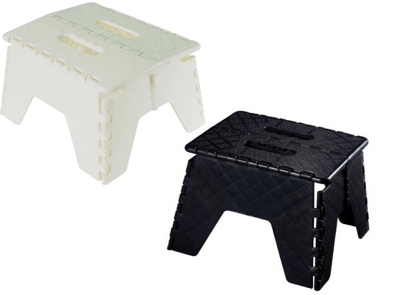 Heavy Duty Fold Away Folding Sturdy Step Stool Multi