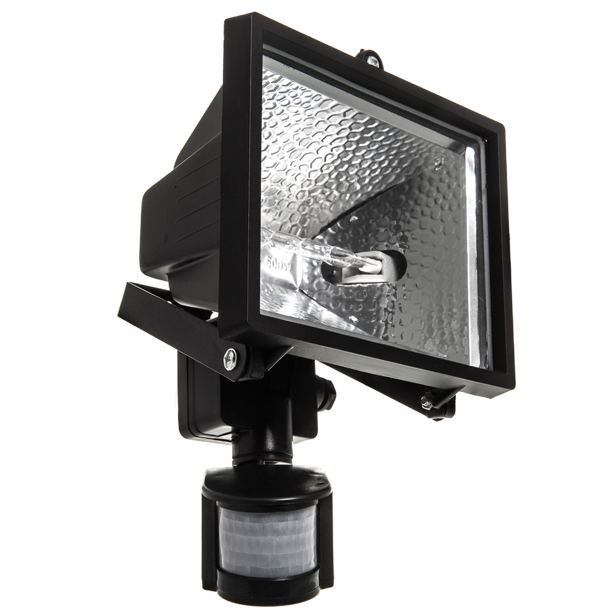 New 400w Halogen Floodlight Security Light With Motion Pir
