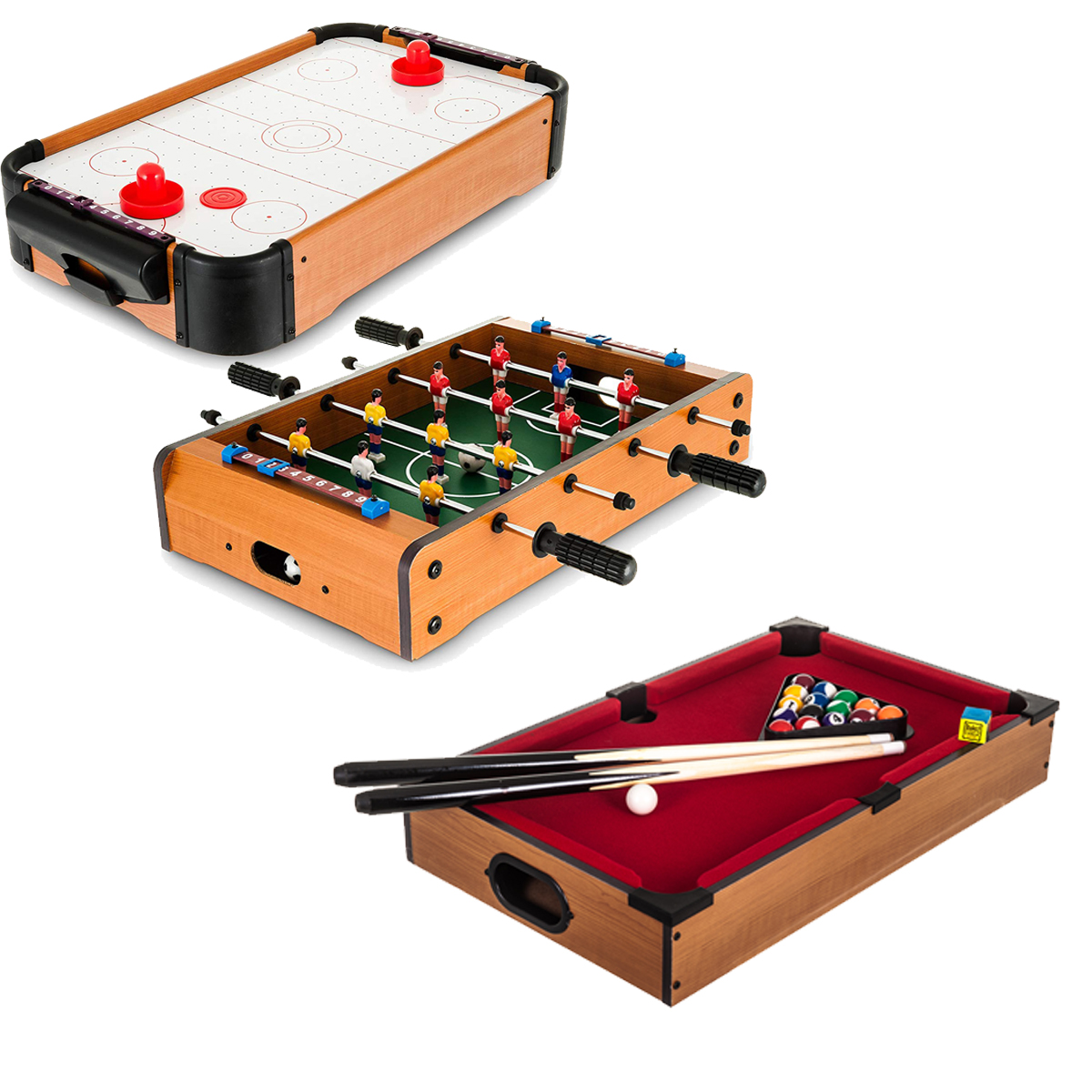 Marvelous Details About Mini Table Top Pool Air Hockey Football Foosball Soccer Family Games Toy Gift Download Free Architecture Designs Lectubocepmadebymaigaardcom