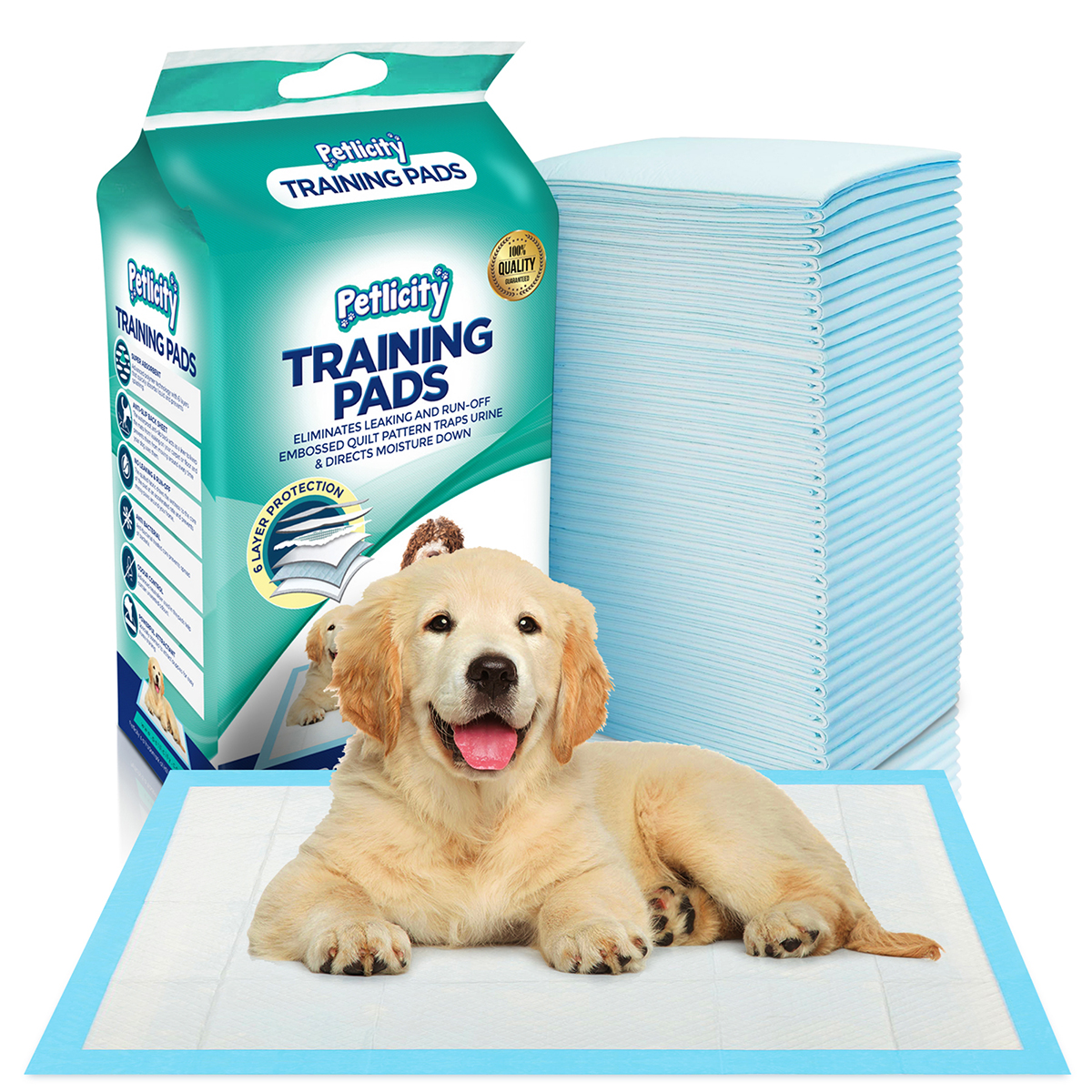 Dog Puppy Extra Large Training Pads Pad Wee Wee Floor