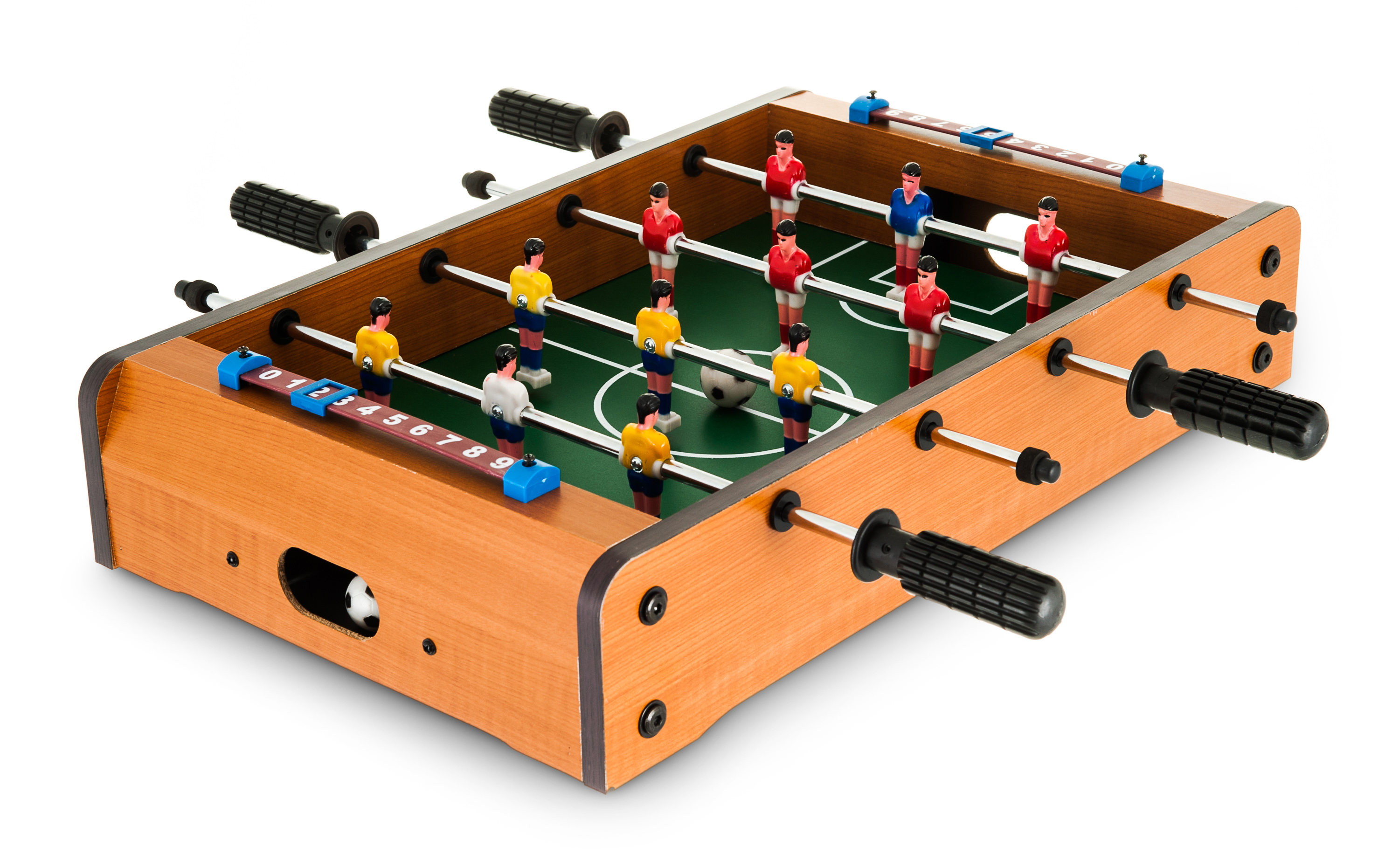NEW MINI TABLE TOP FOOTBALL FOOSBALL PLAYERS