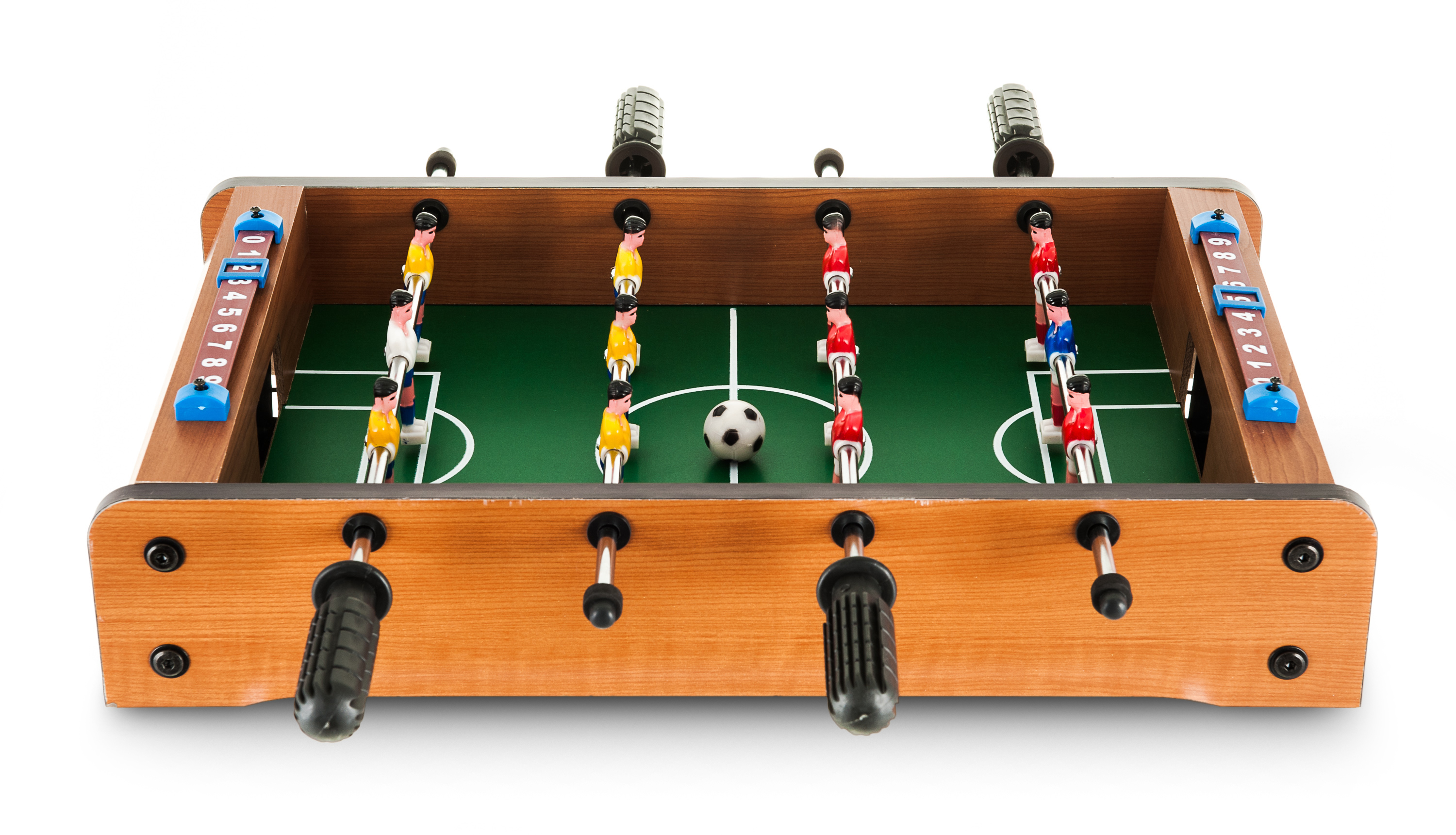 Football Players Toys For Toddlers : New mini table top football foosball players family game