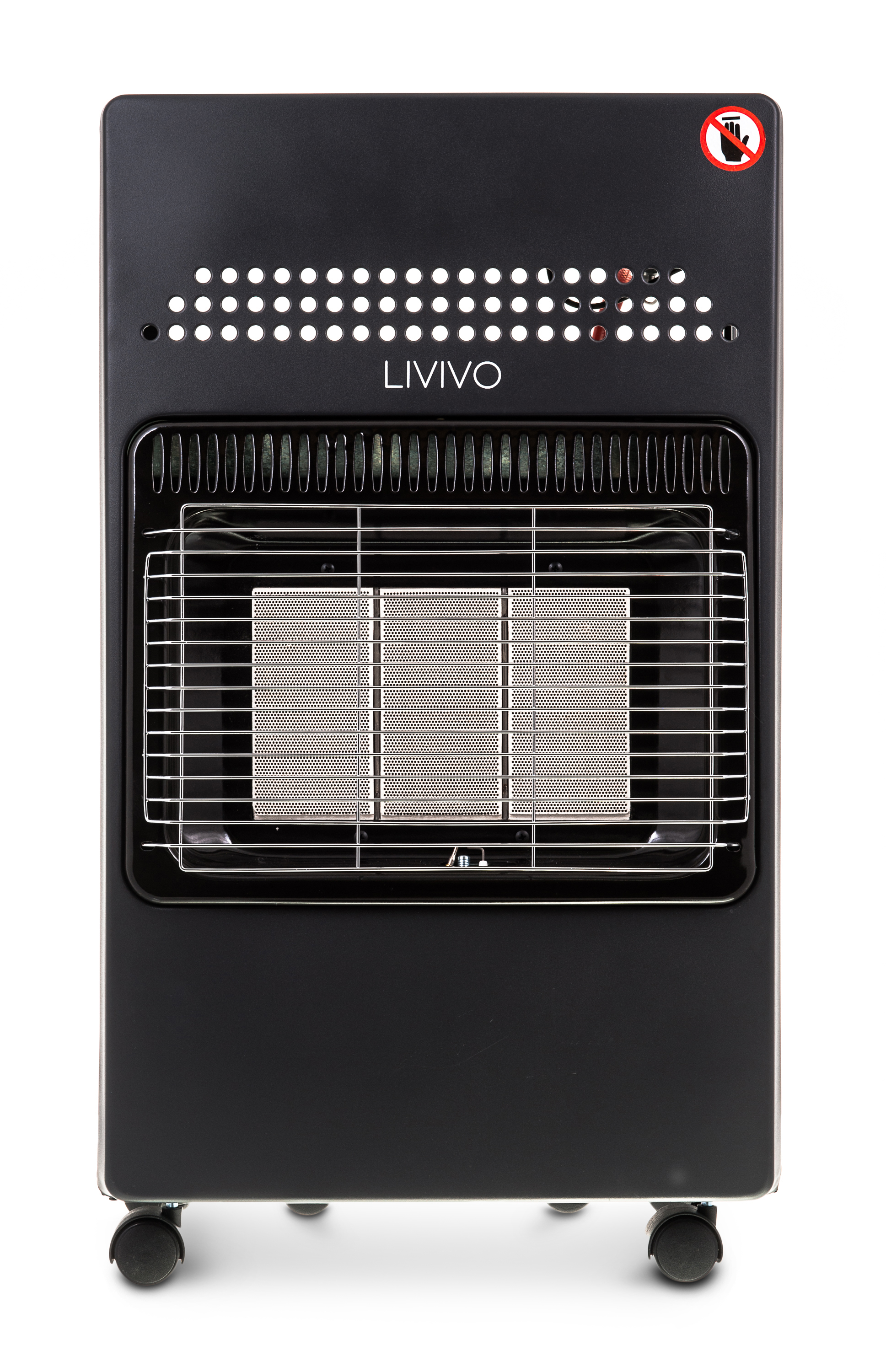 4 2kw Calor Gas Portable Cabinet Heater Fire Butane With