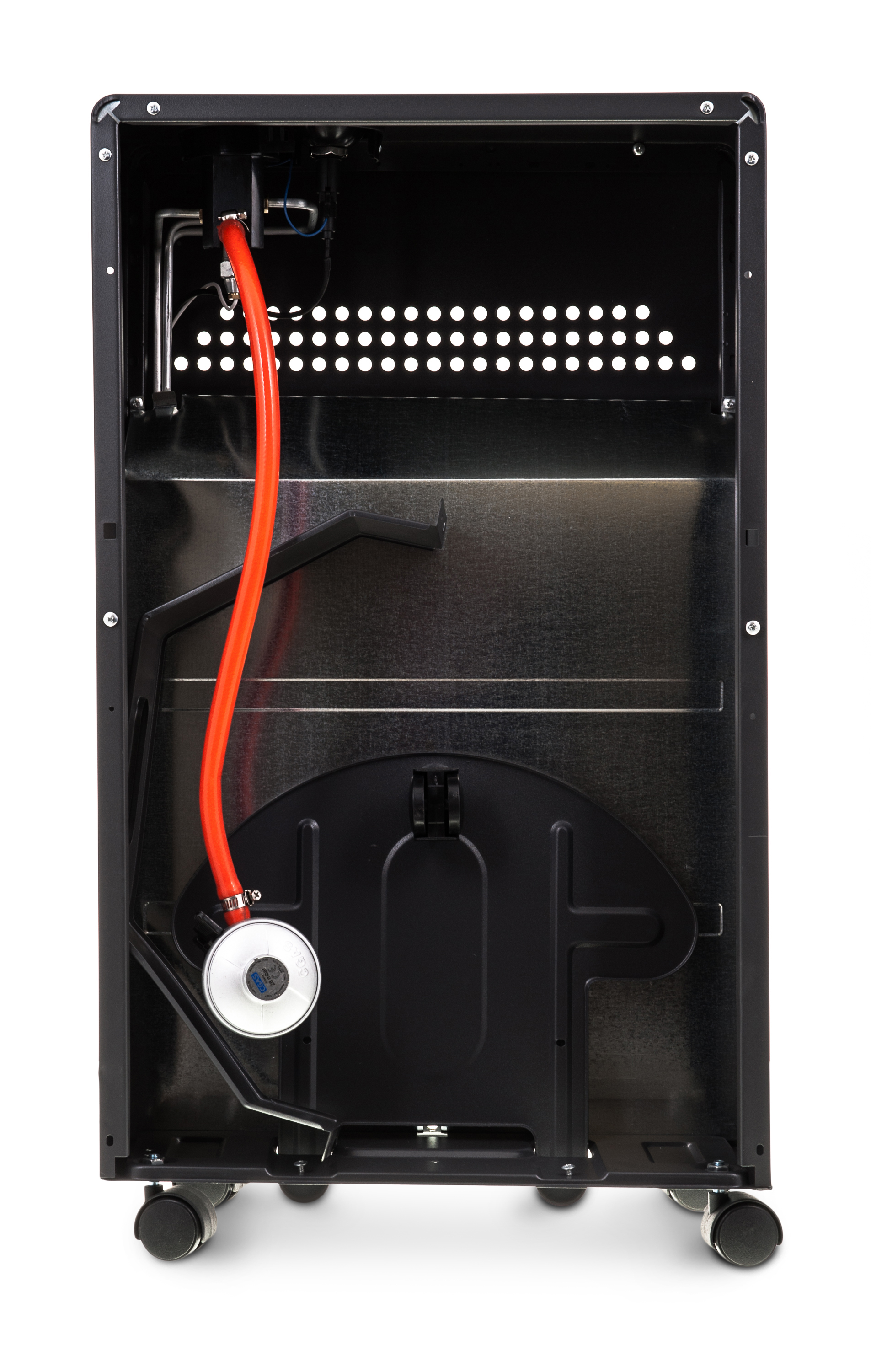 Kw calor gas portable cabinet heater fire butane with