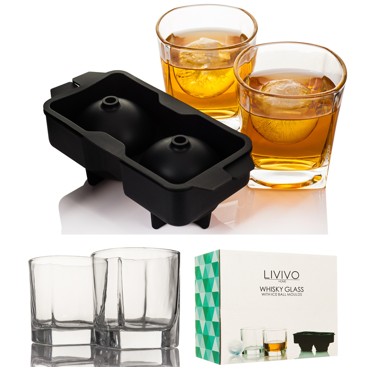 Livivo Milkshake Maker W Cup Smoothies Protein Shakes