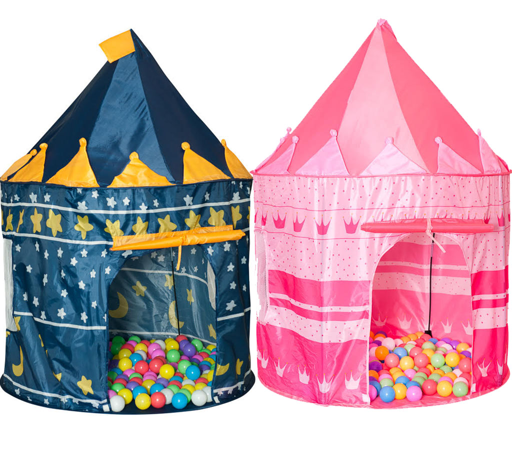 Details about CHILDRENS KIDS POP UP WIZARD CASTLE GARDEN INDOOR OUTDOOR PLAYHOUSE PLAY TENT