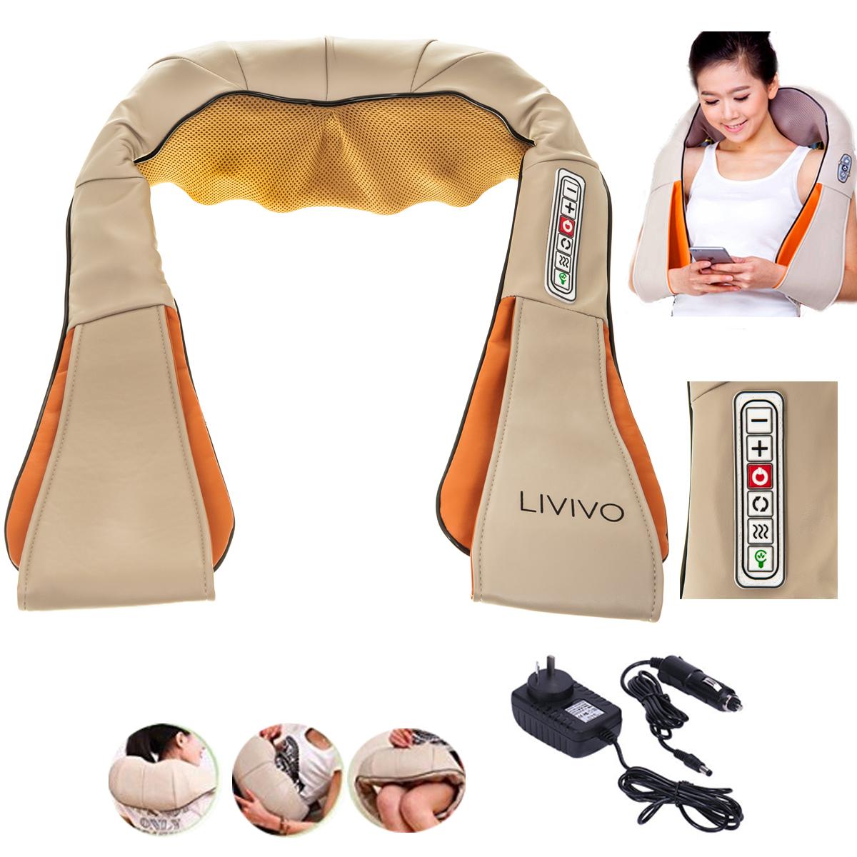 2in1 Electric Heated Comfort Fleece Suede Comfy Relaxing