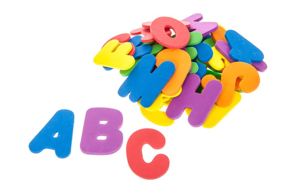 Livivo 36pc Eva Foam Bath Letters Numbers Kids Play