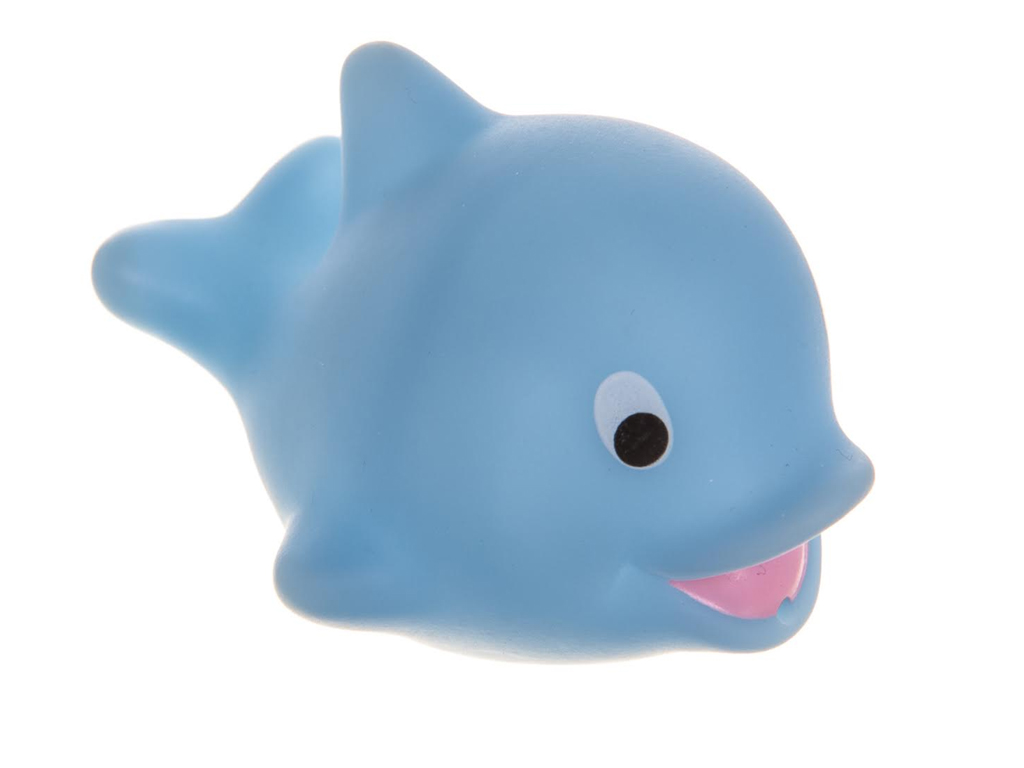Dog Toy Rubber Fish