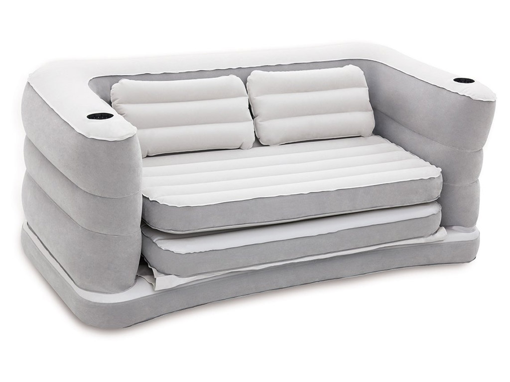 Bestway Multi Max Ii Inflatable Sofa Couch Double Air Bed Mattress